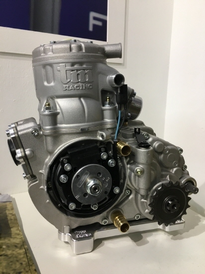 Motor TM KZ R1 Version 1