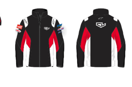WINDJACKE SOFT SHELL LECLERC ALPINESTARS
